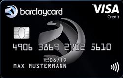 Barclaycard Kartenabbildung