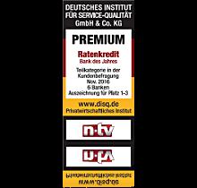 SWK Testsieger Premium ntv
