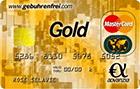 Advanzia Gebührenfrei Gold Kartenabbildung
