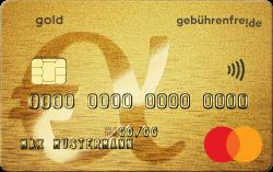 Advanzia Mastercard Gold Neu