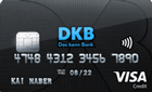 DKB Visa Kartenabbildung