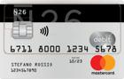 N26 Debit MasterCard Kartenabbildung