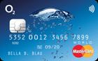 o2 Banking Debit MasterCard Kartenabbildung