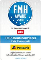 Postbank FMH Award 2018