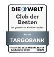 Targobank Club der Besten - die Welt 2018