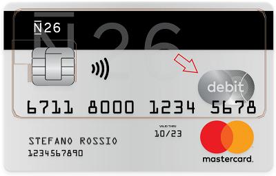 debit kreditkarte beispiel
