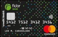 Fidor Bank Smartcard Kreditkarte
