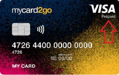 prepaid kreditkarte beispiel
