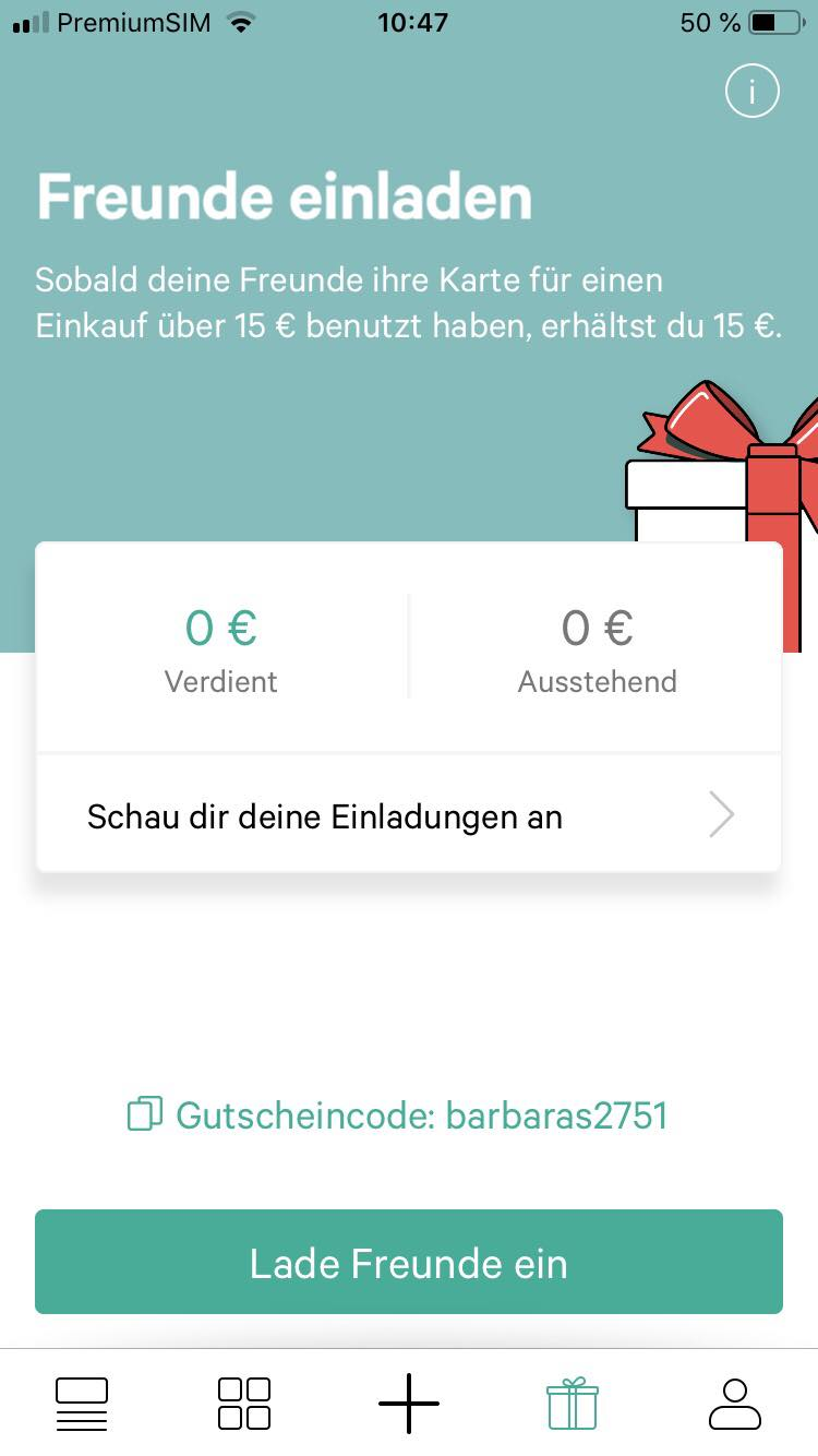 N26 App Screenshot