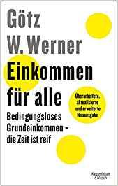 Götz Werner - Grundeinkommen für alle Buchcover