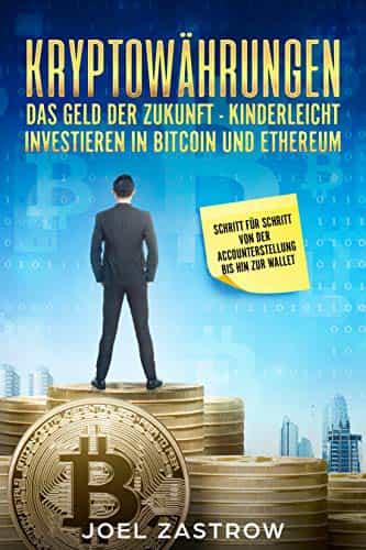 Kryptowährungen Buchtipp Cover