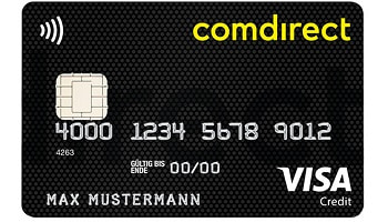 Comdirect Kreditkarte
