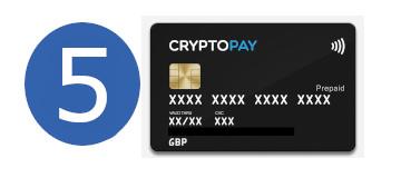 Bitcoin Kreditkarte Cryptopay
