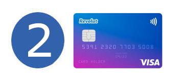 Bitcoin Kreditkarte Revolut