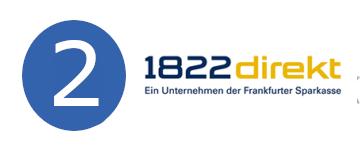 1822direkt Zweiter Platz