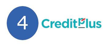 Creditplus Vierter Platz
