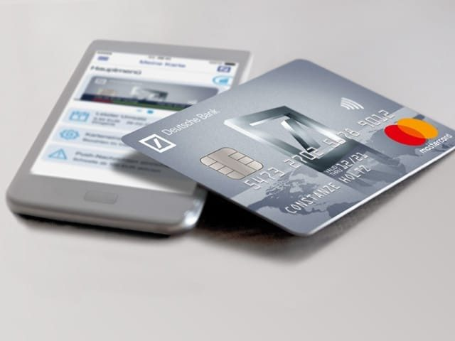 Deutsche Bank Platin Kreditkarte