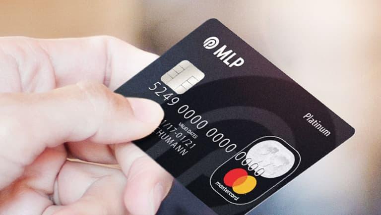 MLP Platinum Kreditkarte