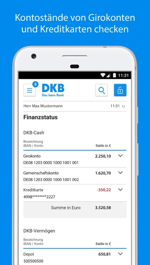 DLB Mobile Banking App