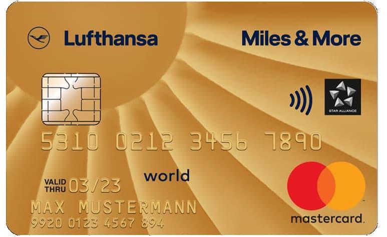 Lufthansa Miles & More Kreditkarte