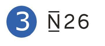 N26 Dritter Plaz