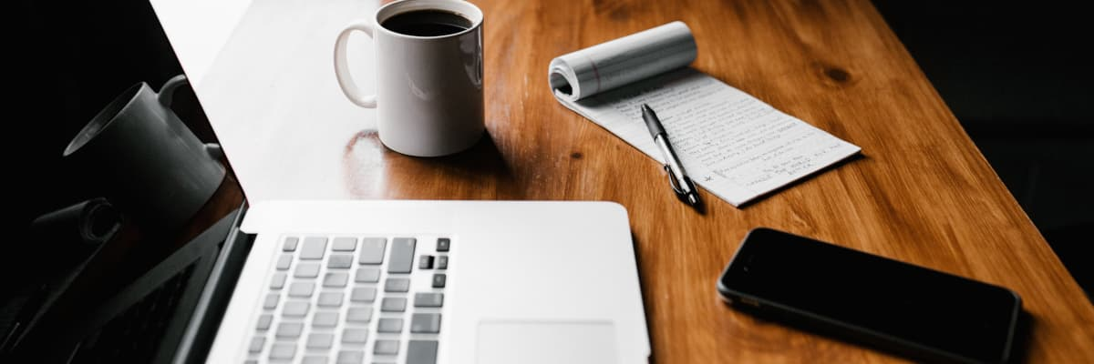 Online Nebenjob Kaffeebild