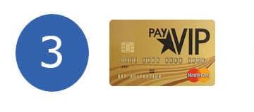 Pay Vip Masteracrd Gold