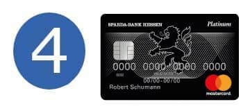 Sparda Mastercard Platinum