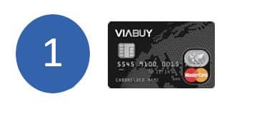 Viabuy Kreditkarte Ohne Postident