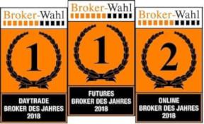 Auszeichnung Consorsbank Brokerwahl