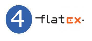 Flatex Vierter Platz