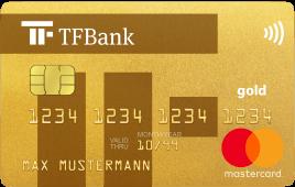 TF Bank Mastercard Gold