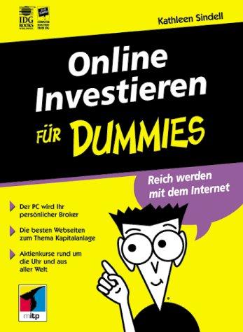Online Investieren für Dummies