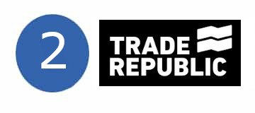 Flatex Alternative Trade Republic Zweiter