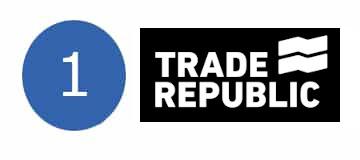 Flatex Alternative Trade Republic