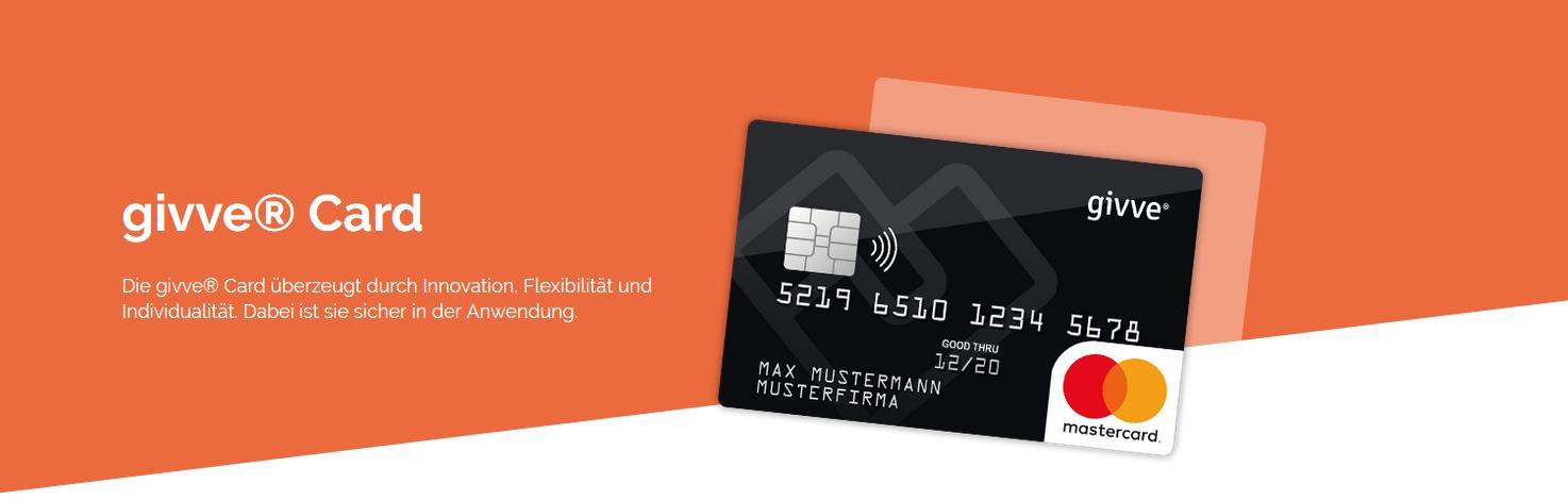 Givve Mastercard Erfahrungen