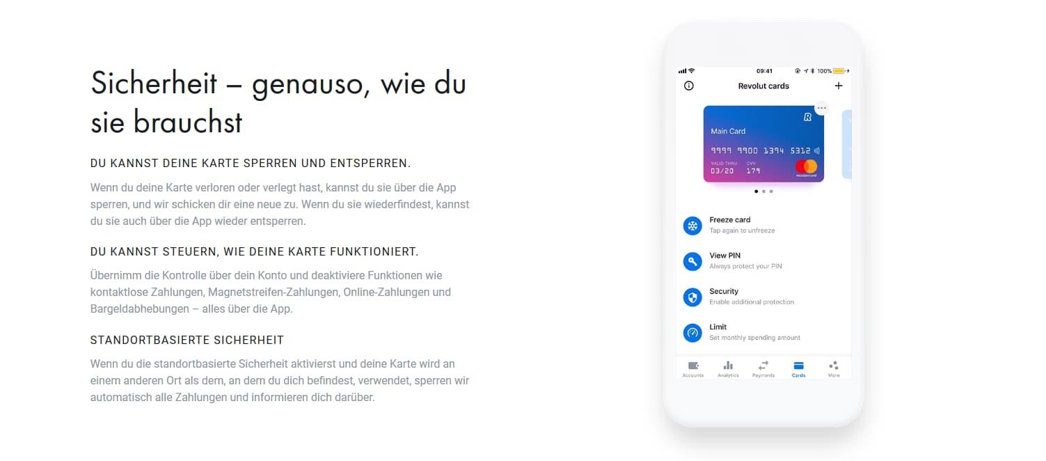 revolut app test