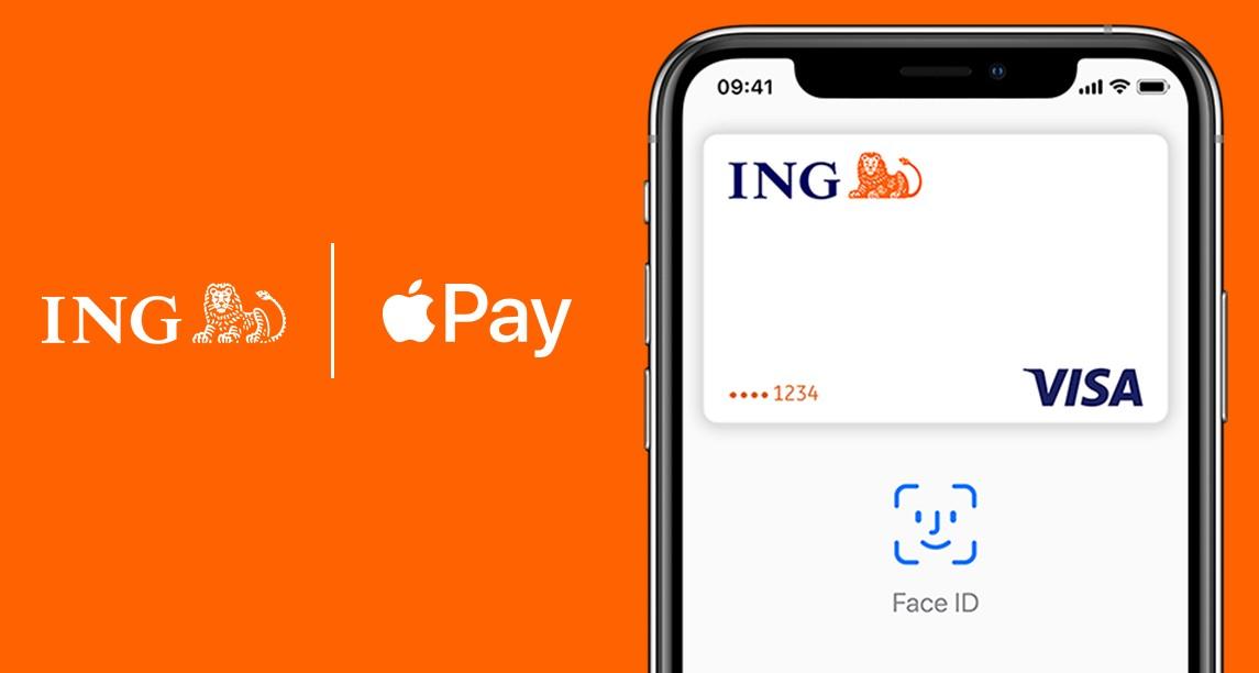 Ing Kreditkarte Apple Pay