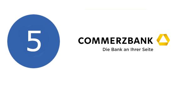 Geschäftskonto für GmbH Commerzbank
