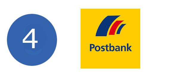 Geschäftskonto für GmbH Postbank
