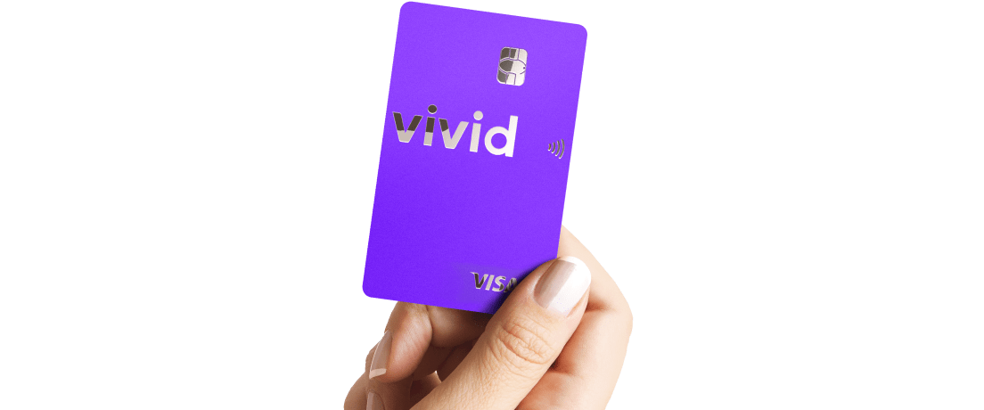Vivid Kreditkarte Apple Pay
