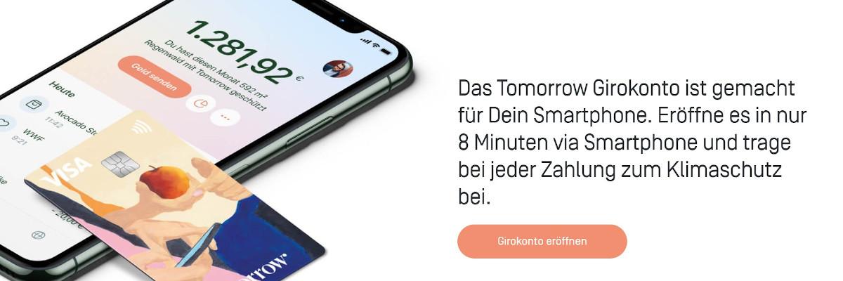 Tomorrow Bank Apple Pay
