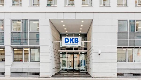 DKB Bargeld einzahlen am DKB Automaten