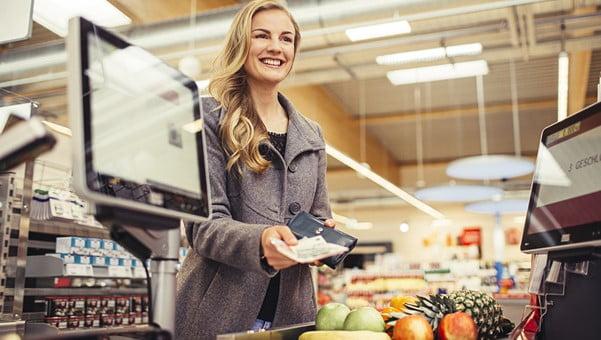 DKB Bargeld einzahlen mit Cash im Shop