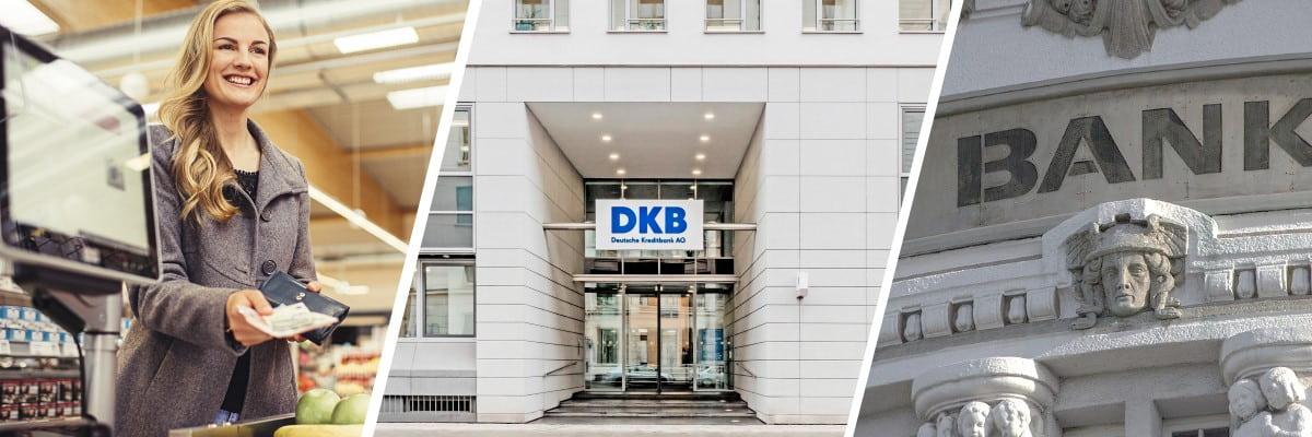 DKB Geld einzahlen