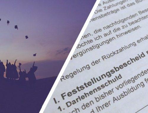 Kredit für BAföG Rückzahlung: So sparen Sie bis zu 2.000 Euro