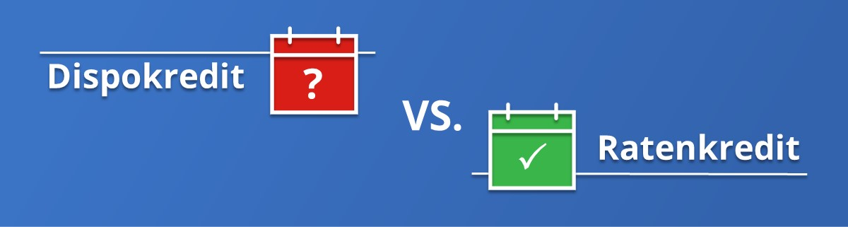 Dispo ausgleichen: Ein Ratenkredit verschafft Planungssicherheit